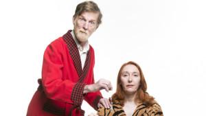 Rod Quantock and Fiona Scott-Norman